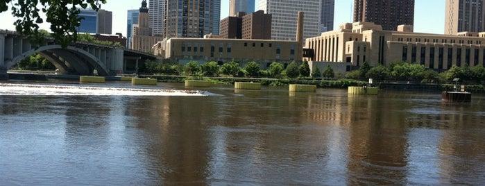 Nicollet Island Pavilion is one of Best Spots in Minneapolis, MN!.