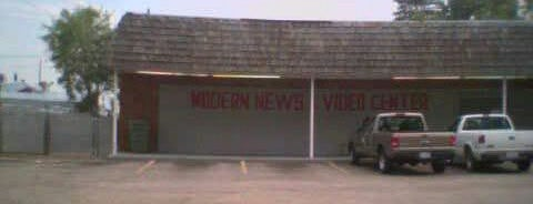 Modern News Video Center is one of Shawn's (Crusin') Bucket List.