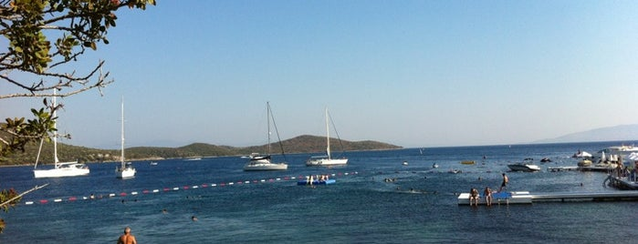 Mor Plaj is one of Guide to Bodrum's best spots.