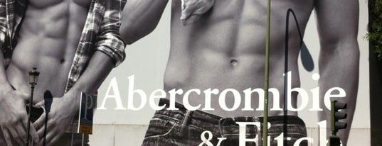 Abercrombie & Fitch is one of Top 10 favorites places in Madrid, España.