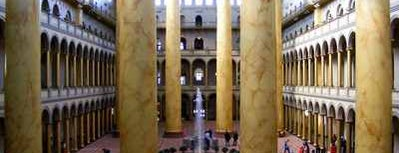 National Building Museum is one of DC To Do's.