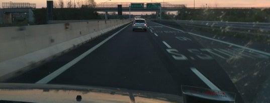 A4 - San Stino di Livenza is one of A4 Autostrada Torino - Trieste.