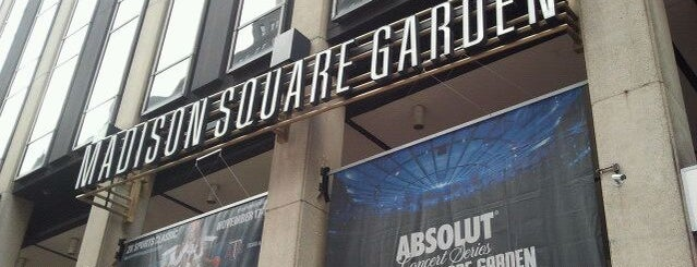 Madison Square Garden is one of Top Picks for Sports Stadiums/Fields/Arenas.