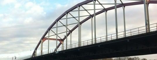 Amsterdamse Brug (Brug 54P) is one of Bridges in the Netherlands.