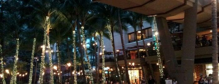 Royal Hawaiian Center is one of Hawaii List.