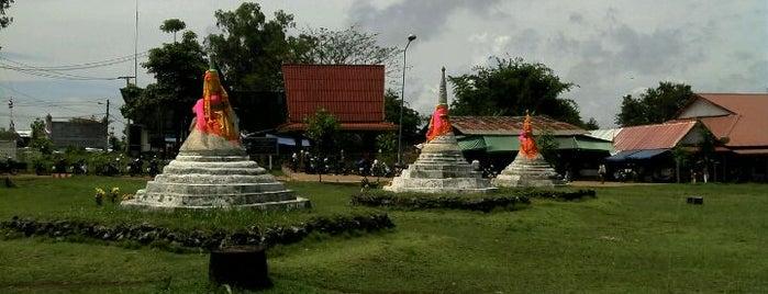 ด่านเจดีย์สามองค์ สังขละบุรี is one of My TripS :).