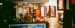 Ann Jackson Gallery is one of Visit Roswell, GA.