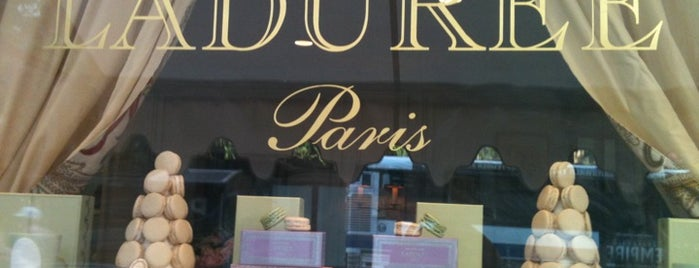 Ladurée is one of Impeccable Taste..