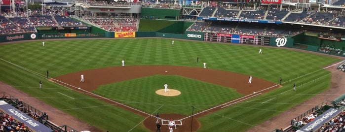 Nationals Park is one of Sport Staduim.