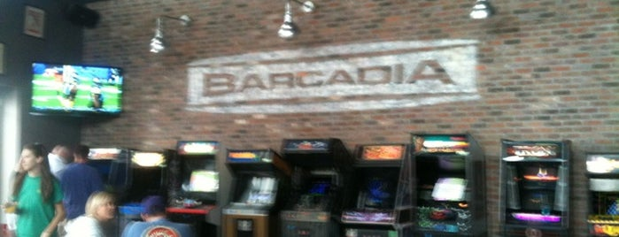Barcadia is one of Video Game & Gamer Bars.