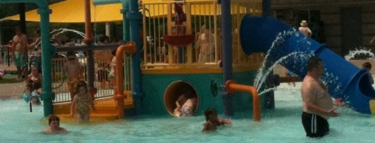 Valley View Aquatic Center is one of Entertainment: USA.