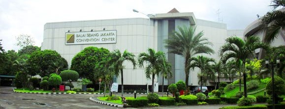 Jakarta Convention Center (JCC) is one of All TIP.