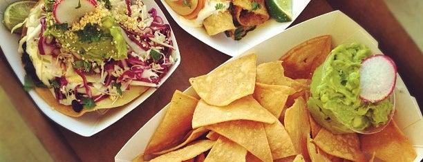 Rockaway Taco is one of The List.