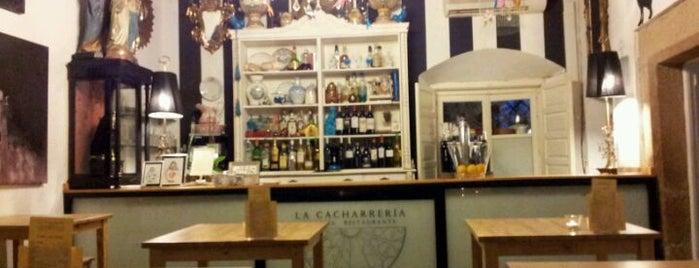 La Cacharrería Taperia Restaurante is one of Descubriendo Cáceres.