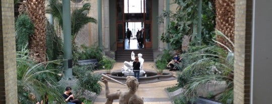 Ny Carlsberg Glyptotek is one of Copenhagen #4sqCities.