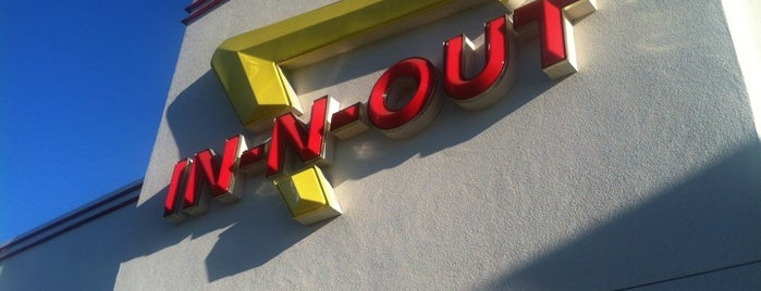 In-N-Out Burger is one of Top picks for Seafood Restaurants.