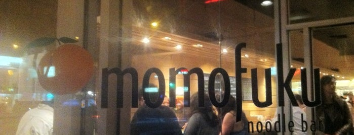 Momofuku Noodle Bar is one of Eating New York City.