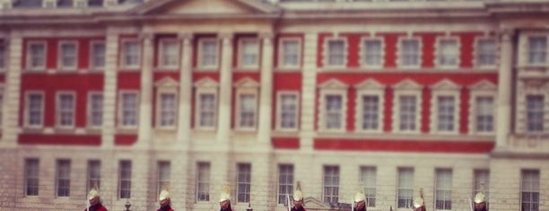 Horse Guards Parade is one of World Sites.