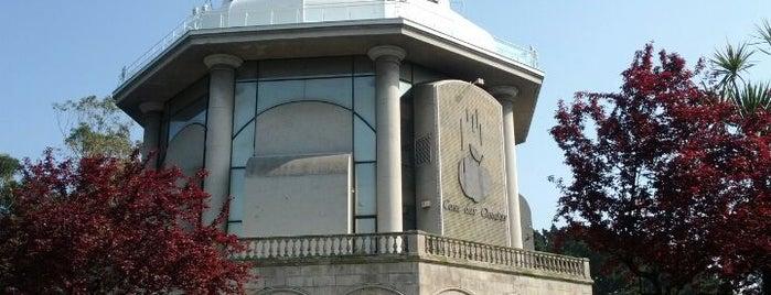 Casa das Ciencias is one of Museos A Coruña.
