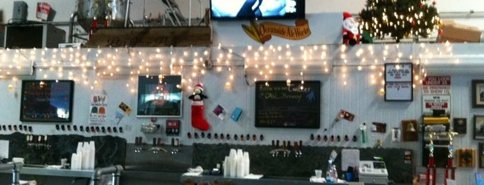 Oceanside Ale Works is one of San Diego Brewery and Beer Pubs.