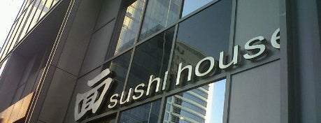 Sushi House is one of Club La Tercera Descuentos.