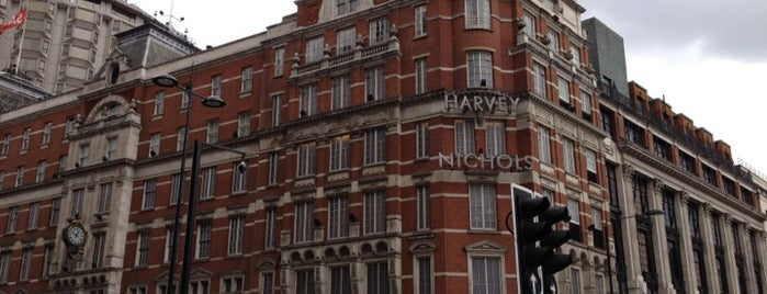 Harvey Nichols is one of Shopping London.