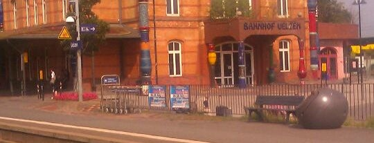 Bahnhof Uelzen is one of Bahnhöfe DB.