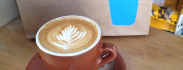 Blue Bottle Coffee is one of Coffee worth drinking.