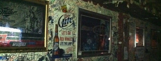 Post Bar is one of Top Local Bars for Red Wings fans.