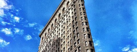 Flatiron Building is one of New York City's Must-See Attractions.