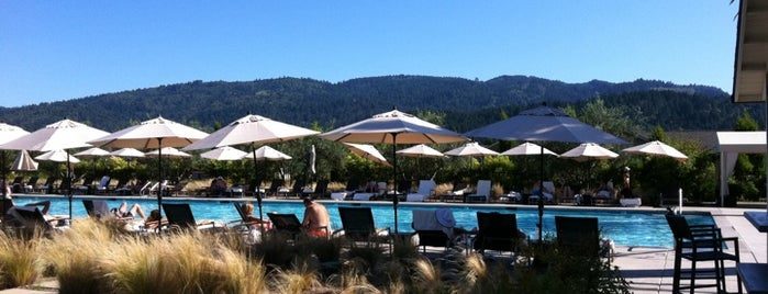 Solage Calistoga is one of Spas.