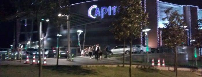 Capitol is one of İstanbul'daki Alışveriş Merkezleri.