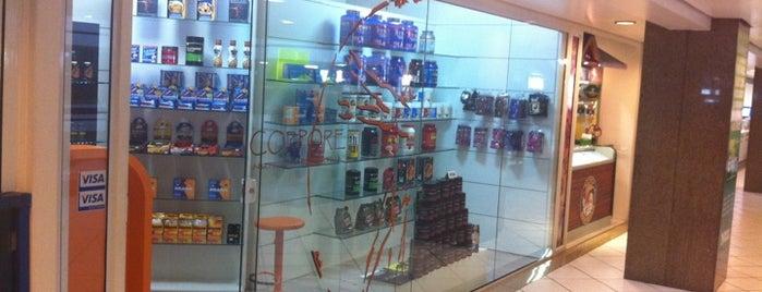 Corpore Nutrição Esportiva is one of Beiramar Shopping.