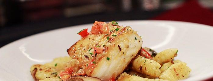 Angelina's Italian Bistro is one of The Best Italian Restaurants in Metro Detroit.