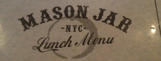 Mason Jar is one of Kips.