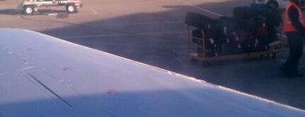 Gate B18 is one of Cincinnati Airport.