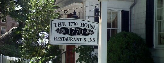 1770 House is one of Hamptons.