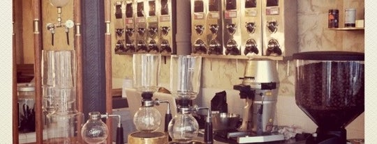 Coutume Café is one of /r/coffee.