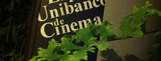 Espaço Itaú de Cinema is one of Alguns lugares que eu adoro.