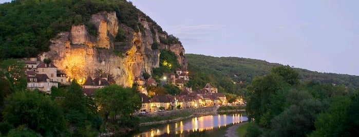 La Roque-Gageac is one of Dream Destinations.