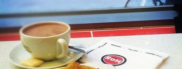 Caffè RōM is one of Downtown.