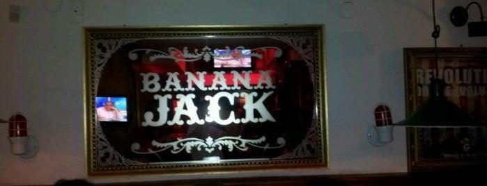 Banana Jack is one of Rio - Restaurantes.
