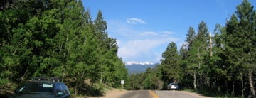 Magnolia Road is one of Boulder Area Trailheads #visitUS.