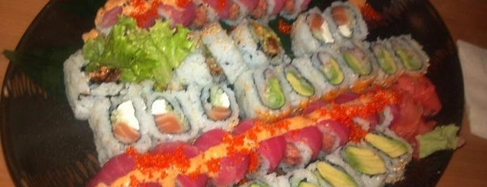 Sushi House is one of Places I've been and need to check in.