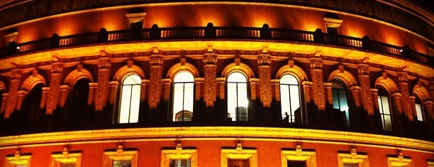 Royal Albert Hall is one of My United Kingdom Trip'09.