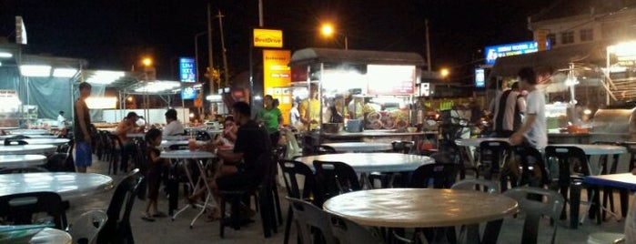 Say Por Kiew (洗布橋) is one of Hawkers @ Penang.