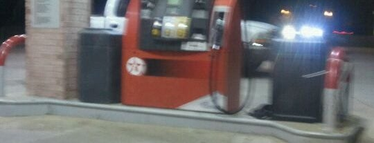 Texaco Station Kennesaw is one of The Chad.