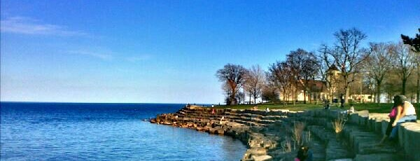 Promontory Point Park is one of Potential Vendors.