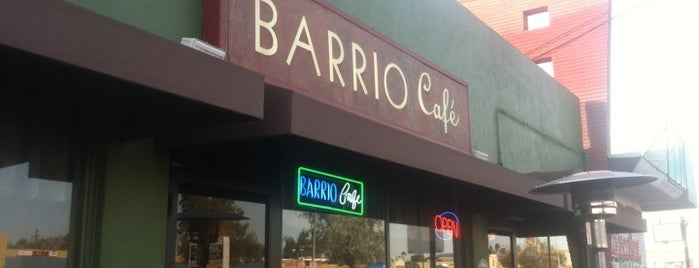 Barrio Café is one of PHX Latin Food in The Valley.