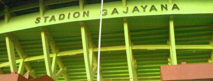 Stadion Gajayana is one of #PasoepatiNet.